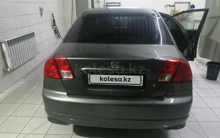 Honda Civic 2005 года за 3 375 000 тг. в Алматы