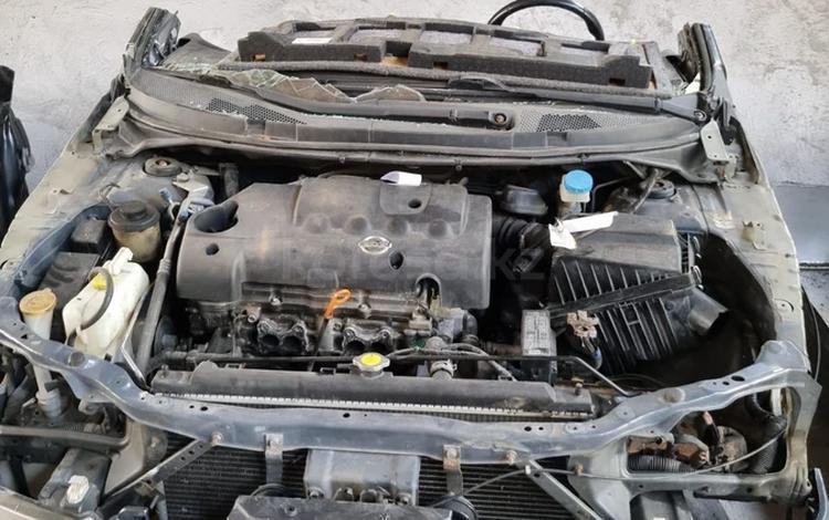 Двигатель, Nissan Primera, P12 за 350 000 тг. в Алматы
