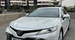 Toyota Camry 2019 года за 15 700 000 тг. в Шымкент – фото 3