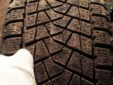 Диски оригинал Тойота ровные с зимние резинами липучка BRIDGESTONE за 250 тг. в Усть-Каменогорск – фото 4