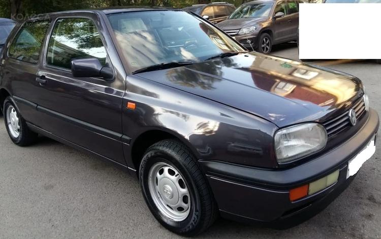 Volkswagen Golf 1994 года за 1 350 000 тг. в Алматы