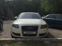 Audi A6 2005 года за 3 500 000 тг. в Алматы