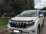 Toyota Land Cruiser Prado 2016 года за 23 700 000 тг. в Алматы