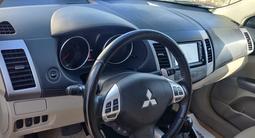 Mitsubishi Outlander 2012 года за 6 699 999 тг. в Актобе – фото 5