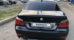 BMW 530 2005 года за 4 920 000 тг. в Алматы – фото 5