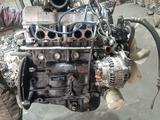 Двигатель на Митсубиси Делика (квадрат) 4 G 64 объём 2.4… за 320 000 тг. в Алматы – фото 3