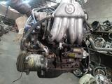 Двигатель на Митсубиси Делика (квадрат) 4 G 64 объём 2.4… за 320 000 тг. в Алматы – фото 4