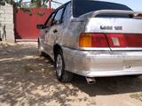 ВАЗ (Lada) 2115 (седан) 2003 года за 850 000 тг. в Шымкент – фото 2