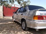 ВАЗ (Lada) 2115 (седан) 2003 года за 850 000 тг. в Шымкент – фото 4