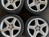 Колеса на MERCEDES AMG R18 за 480 000 тг. в Алматы – фото 4