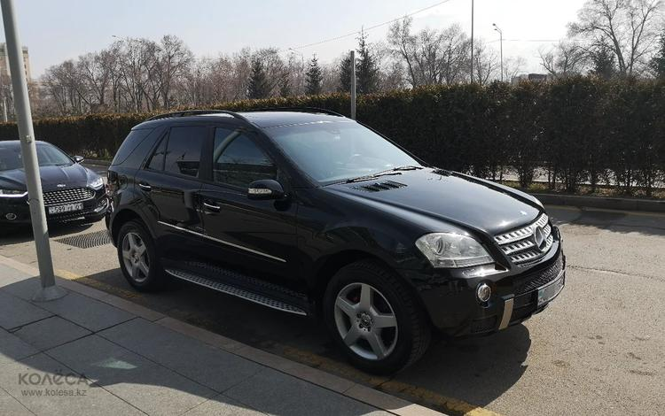 Mercedes-Benz ML 350 2006 года за 6 850 000 тг. в Алматы