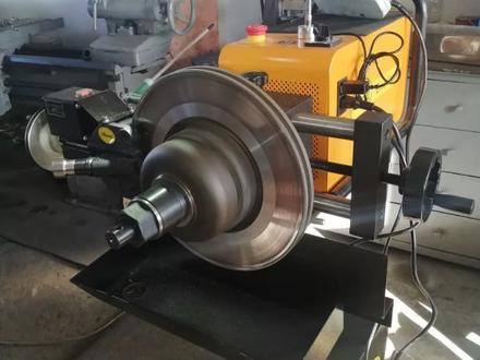 Проточка тормозных дисков на профессиональном оборудование в Шымкент