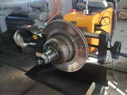Проточка тормозных дисков на профессиональном оборудование в Шымкент – фото 2