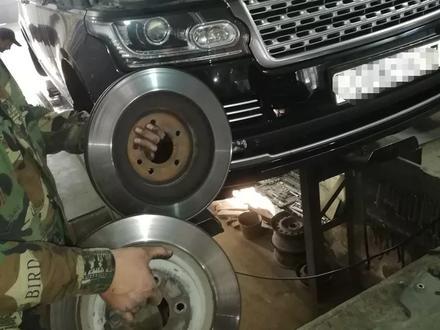 Проточка тормозных дисков на профессиональном оборудование в Шымкент – фото 3