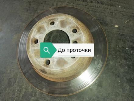 Проточка тормозных дисков на профессиональном оборудование в Шымкент – фото 4