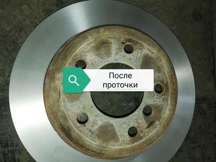 Проточка тормозных дисков на профессиональном оборудование в Шымкент – фото 5