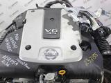 Двигатель NISSAN VQ35HR Контрактный| за 805 000 тг. в Кемерово
