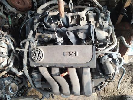 Двигатель Volkswagen Passat FSI B6 за 200 000 тг. в Алматы