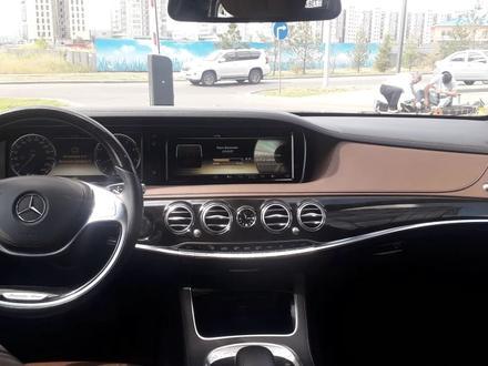 Mercedes-Benz S 500 2015 года за 24 500 000 тг. в Нур-Султан (Астана) – фото 11