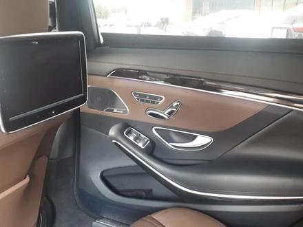 Mercedes-Benz S 500 2015 года за 24 500 000 тг. в Нур-Султан (Астана) – фото 12