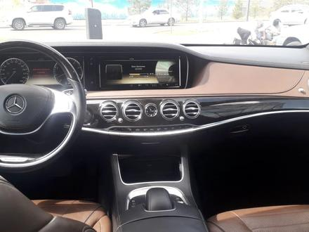 Mercedes-Benz S 500 2015 года за 24 500 000 тг. в Нур-Султан (Астана) – фото 13