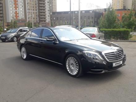Mercedes-Benz S 500 2015 года за 24 500 000 тг. в Нур-Султан (Астана) – фото 6