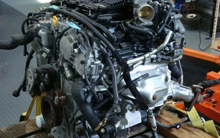 Контрактный двигатель VQ37VHR из Японий с минмальным пробегом за 430 000 тг. в Нур-Султан (Астана)