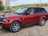 Land Rover Range Rover Sport 2008 года за 6 000 000 тг. в Кокшетау – фото 2