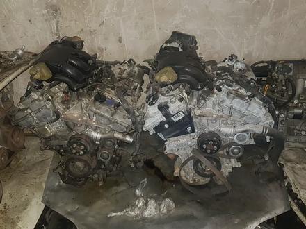 Контрактный двигатель из Японии на Lexus es350, Rx350, Camry 50… за 630 000 тг. в Алматы – фото 4