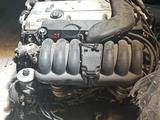 Двигатель на Mercedes benz 2.8L 24 V 104162 injector за 335 000 тг. в Тараз – фото 5