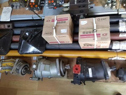 Гидромоторы, гидронасосы на Автокран и другую технику в Алматы – фото 3