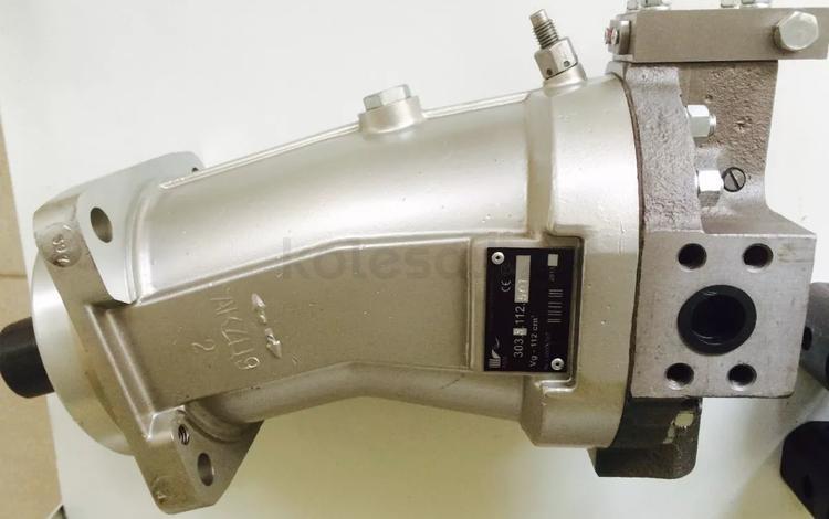Гидромоторы, гидронасосы на Автокран и другую технику в Алматы