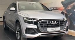 Audi Q8 55 TFSI Quattro 2020 года за 42 550 000 тг. в Алматы