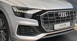 Audi Q8 55 TFSI Quattro 2020 года за 42 550 000 тг. в Алматы – фото 2
