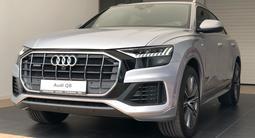 Audi Q8 55 TFSI Quattro 2020 года за 42 550 000 тг. в Алматы – фото 3