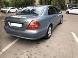 Mercedes-Benz E 350 2005 года за 5 100 000 тг. в Алматы – фото 5