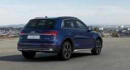 Audi Q5 45 TFSI Quattro 2021 года за 30 990 000 тг. в Алматы – фото 4