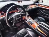 Audi A8 2007 года за 4 300 000 тг. в Алматы – фото 5
