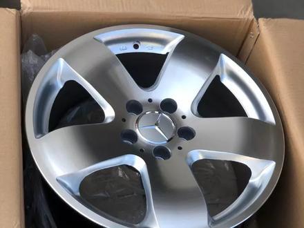 Новый комплект дисков r17 5*112 Mercedes за 140 000 тг. в Шымкент