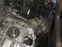 Двигатель lexus 570 на запчасти за 10 000 тг. в Алматы