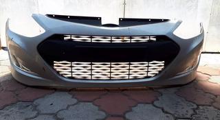 Бампер передний Hyundai Sоnata 7 Hybrid за 40 000 тг. в Алматы