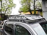 Силовой багажник экспедиционный на крышу, шноркели, лебедки, фаркопы за 111 тг. в Алматы
