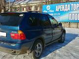BMW X5 2003 года за 3 900 000 тг. в Уральск – фото 4
