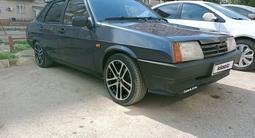 ВАЗ (Lada) 21099 (седан) 2001 года за 1 000 000 тг. в Актобе – фото 3