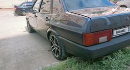 ВАЗ (Lada) 21099 (седан) 2001 года за 1 000 000 тг. в Актобе – фото 5