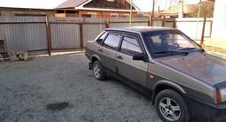 ВАЗ (Lada) 21099 (седан) 2000 года за 400 000 тг. в Актобе – фото 4