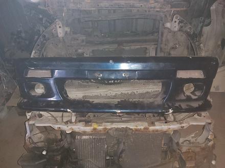 Бампер передний окрашенный не хром за 45 000 тг. в Алматы – фото 2