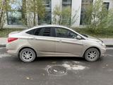 Hyundai Solaris 2012 года за 5 000 000 тг. в Нур-Султан (Астана) – фото 4