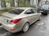 Hyundai Solaris 2012 года за 5 000 000 тг. в Нур-Султан (Астана) – фото 5