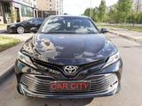 Toyota Camry 2018 года за 12 850 000 тг. в Нур-Султан (Астана)